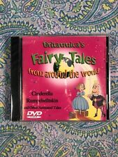 DVD ~ Britannica's Fairy Tales from around the world~ Cinderella Rumpelstiltskin