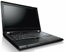 Portátil Rápido Lenovo Thinkpad T420s 2.5GHz Core i5 320GB 4GB 1600x900 0854