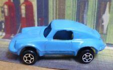 VINTAGE / EARLY TOOTSIETOY (Tootsie Toy) BABY BLUE PORSCHE