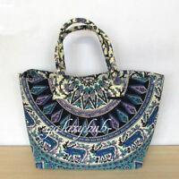 Indian Handmade Mandala Bag Women's Shoulder Bag Boho Ethnic Hand Bag