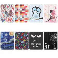 For iPad Air 2 Case Folding Folio Magnetic Cover Auto Sleep/Wake with Pen Holder