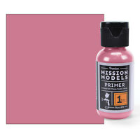 Mission Models Paint - Pink Primer 1floz waterbased acrylic model paints