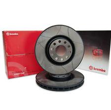 2 STK Brembo Max discos de freno bmw 5 (e34), bmw 7 (e32) 730 5er 7er