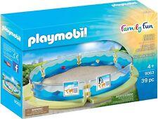 Playmobil Family Fun 9063. Piscina de Acuario . Más de 4 años