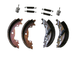 Knott Type Brake Shoe Set 160 x 35 (Single Axle Set)