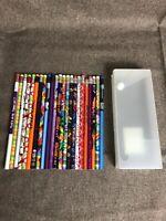 Vintage Pencil Lot Pencil Case
