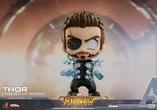 Hot Toys Avengers Infinity War Thor Cosbaby (Powered Up Version)