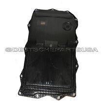 Transmission Oil Pan + Filter + Gasket + Drain Plug Automatic BMW # 24118612901