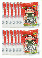 12 FRIED CRISPY JAPANESE SEAWEED SNACK TAO KAE NOI HOT + SPICY FLAVOR BIG SHEET