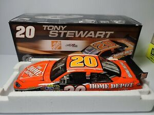 2008 Tony Stewart #20 The Home Depot Toyota 1:24 NASCAR Action Die-Cast MIB