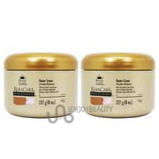 """Avlon Keracare Natural Texture Butter Cream 8oz """"Pack of 2"""" with Free Nail File"""