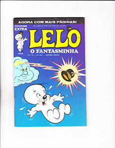 "Lelo No 10 -1977 - Brazilian Spooky "" Lightning Cover!  """