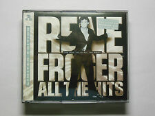 RENE FROGER  ‎–  ALL THE HITS - 3 CD Box Set LIMITED EDITION / Very Rare