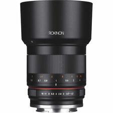 Rokinon 50mm f/1.2 UMC Lens for Sony E Mount Nex Mirrorless Cameras