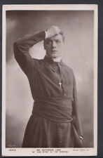 """Theatrical Postcard - Actor Mr Matheson Lang In """"The Christian""""   RS7648"""