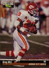 Classic 95 #258 - Kansas City Chiefs - Greg Hill