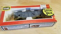 LOT(10) HO SCALE TRAIN Car IN BOX VINTAGE LIFE LIKE C&O COVERED HOPPERS