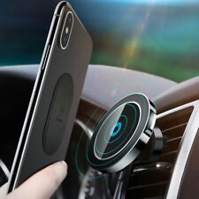 Baseus Car Mount Holder Qi Wireless Charger Fast Wireless Charging Magnetic