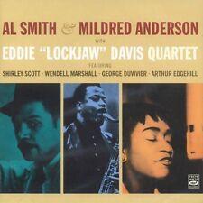 Al Smith / Mildred Anderson: AL SMITH & MILDRED ANDERSON WITH EDDIE 'LOCKJAW' D.
