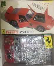 Protar #205 1/24 FERRARI 250 GTO Sports Car Model Kit!