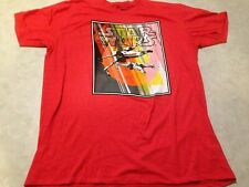 Star Wars X-Wing Fighters Red XL T-Shirt from dvd/blu-ray movies! x-large NEW!!!