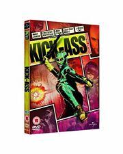 Reel Heroes: Kick-Ass [DVD] New PAL Region 2
