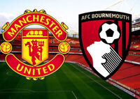 Manchester United v Bournemouth Premier League Programme July 2020 Free UK Post