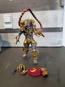 "NECA Predator Kenner Tribute Ultimate LASERSHOT 7"" Action Figure with LED Eye"