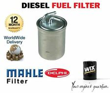 PER VOLKSWAGEN VW FOX + POLO 1.4 1.6 TD TDI 2005> NUOVO Filtro carburante diesel
