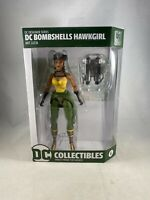 DC Collectibles Comics Designer Series Bombshells Hawkgirl Action Figure Sealed