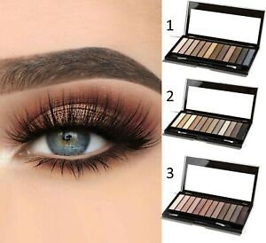 REVOLUTION Redemption ICONIC 1 - 2 - 3 Ey Shadow Palette Augen Make Up