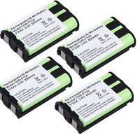 4x Cordless Home Phone Battery For Panasonic HHR-P104 HHRP104 Type 29 / 850mAh