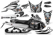 Yamaha FX Nytro 08-14 Graphics Kit CreatorX Snowmobile Sled Decals Wrap DZW