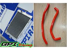 FOR Yamaha Raptor YFM 700 R YFM700R 2006-2011 aluminum radiator&silicone hose