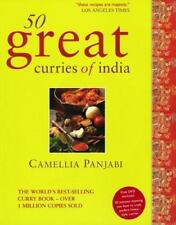 50 Great Curries of India by Panjabi, Camellia