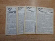 Kleine Schachpost der Justizvollzugsanstalt Straubing 15. Jahrgang 1978