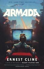 Armada : A Novel by the Author of Ready Player One by Ernest Cline (2016,...