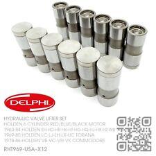 HYDRAULIC VALVE LIFTERS 6-CYL 161-173-186-202 MOTOR [HOLDEN HK-HT-HG-HQ-HJ-HX-HZ
