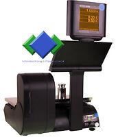Mettler-Toledo bC-U2 DP, Matrix Display, Eichung Neu, mit Fiskal (GdPdU)
