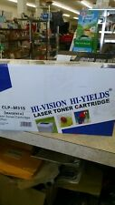 5 Hi-vision Hi-yields Laser Toner cartridges. Clp-M315