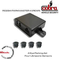 Cobra Parking Sensor R0294 Parkmaster 4 Eye Rear Reversing Aid 22mm Slim Eye
