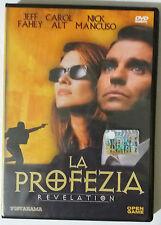 La Profezia, Revelation - Andre Van Heerden - 1999 - DVD - G