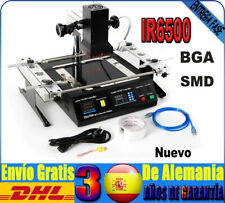 IR6500 Estación Infrared BGA Rework Station soldador infrarrojos Xbox360 PS3 New