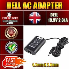 For Genuine Original Dell DA45NM140 45W Laptop Adapter Charger Power Supply
