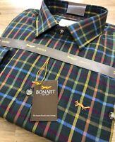 Bonart Long Sleeved Winter Shirt (Honiton 15 1/2 - 4XL)