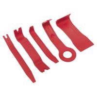 RT/KIT Sealey Tools Trim & Upholstery Tool Set 5pc [Body & Trim] Trim Tools