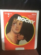 Rocky - Movie. (Videodisc/laserdisc format)