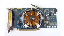 Video Card Graphics ZOTAC NVIDIA GeForce 9800GT 1GB 256bit DDR3 Dual-DVI TV-Out