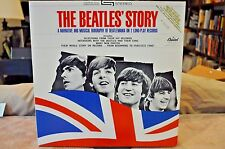 "Beatles ""The Beatles' Story"" - Stereo Promotional Purple Label Issue- Mint Cond."