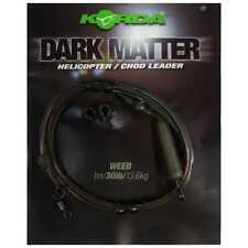 Korda Dark Matter Leader Heli Weed 30lb - Ksz40
